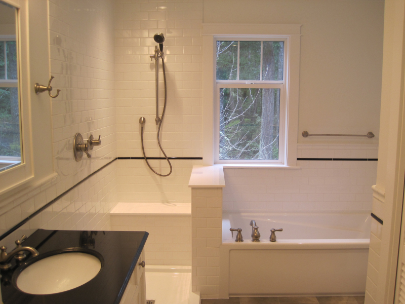 Bathroom renovations capital city construction inc in for Toilet renovation